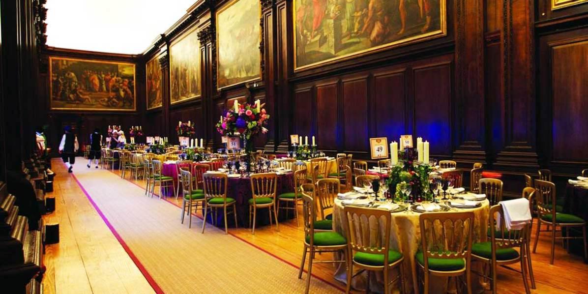 Gala Dinner Venue, Hampton Court Palace, Prestigious Venues