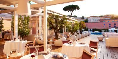 Group Private Dining Venue, Gran Melia Rome Villa Agrippina, Prestigious Venues