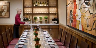London Restaurant With Private Dining, Mandarin Oriental, Hyde Park London, Prestigious Venues