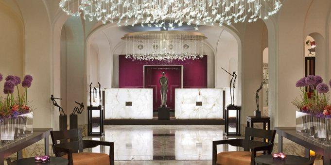 Luxurious Lobby, Sofitel Legend The Grand Amsterdam, Prestigious Venues
