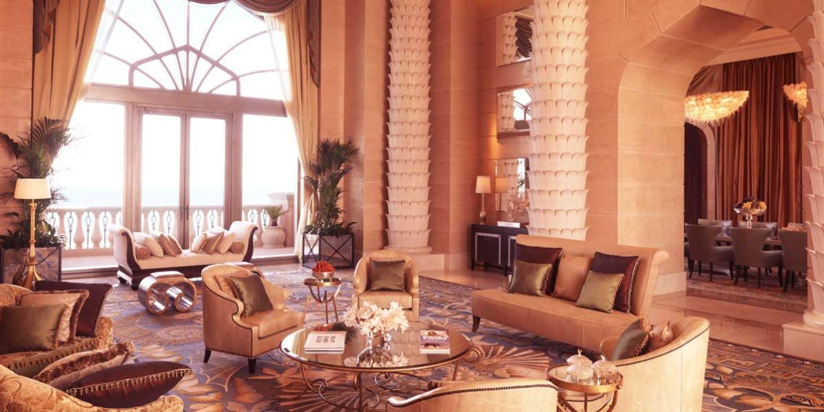 Luxury Penthouse, Atlantis The Palm, Dubai, Prestigious Venues