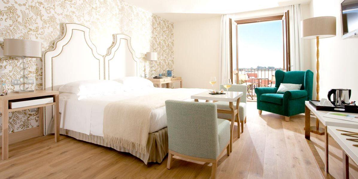 Luxury Suite For Golf Events, Donnafugata Golf Resort & Spa, Prestigious Venues