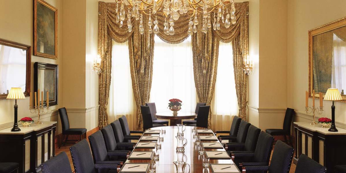 Meeting Venue in Knightsbridge, Mandarin Oriental, Hyde Park London, Prestigious Venues