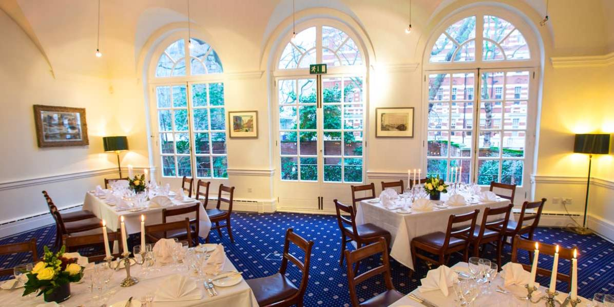 Summer Lunch Venue, 170 Queens Gate, Prestigious Venues