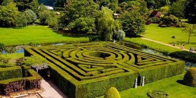 Garden Venue Outside London, Hever Castle, Prestigious Venues