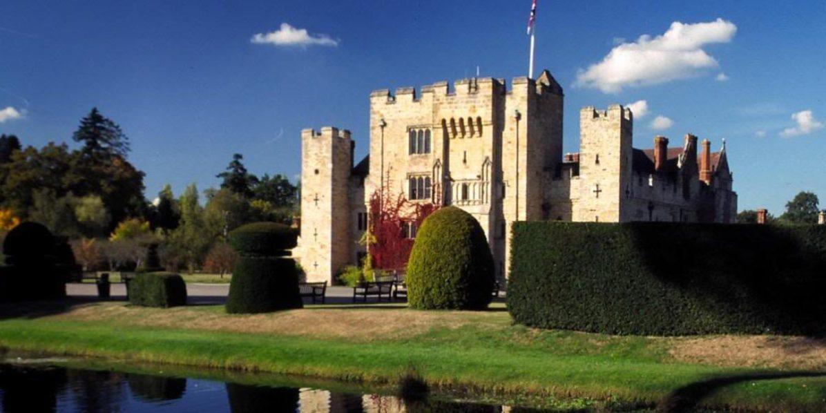 Historic Venue, Hever Castle, Prestigious Venues