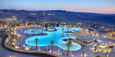 Outdoor Event Venue Near Abu Dhabi, Qasr Al Sarab, Prestigious Venues