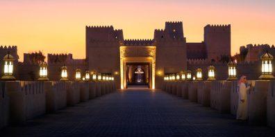Resort Venue For Events, Qasr Al Sarab, Prestigious Venues