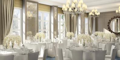 Ballroom For Gala Dinners, Waldorf Astoria Amsterdam Hotel, Prestigious Venues
