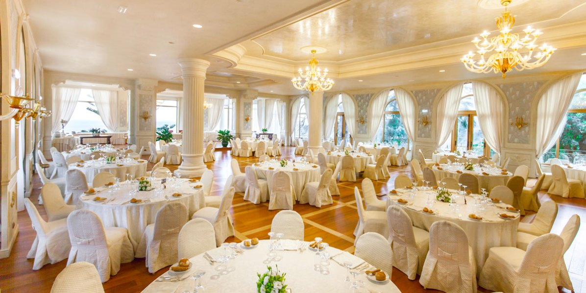 Ballroom Venue For Weddings, Hotel Villa Diodoro, Prestigious Venues