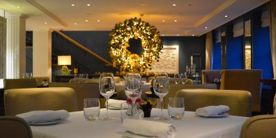 Goldfinch Brasserie, Waldorf Astoria Amsterdam, Prestigious Venues