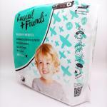 Einzelpack Rascal + Friends Premium Windeln Größe 6 Vorderseite