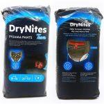 Einzelpack DryNites Pyjama pants for Boys 8-15 Years