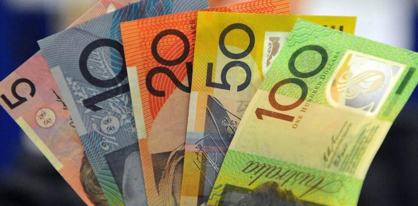 HSBC Cuts Australian Dollar Forecast