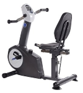 For how many calories does a stationary bike burn