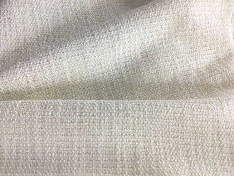 richloom hogan snow chenille upholstery fabric ships separately