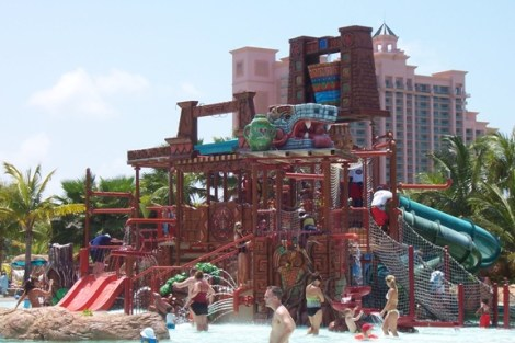 Atlantis Kiddie Pool and Waterpark