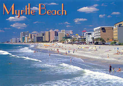 Myrtle Beach Best Hotel For Toddlers