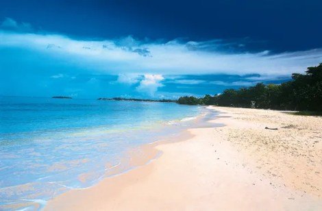 Beach Riu Negril