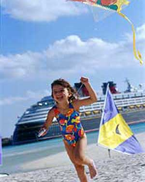 Family Cruise Vacation Toddlers