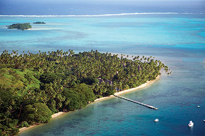 Jean Michel Cousteau Fiji Island Resort