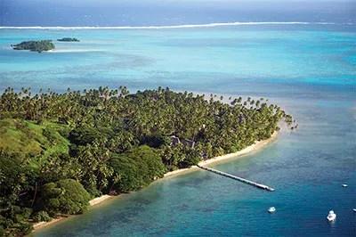 Jean Michel Cousteau Fiji Island Resort