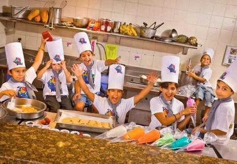 Kids Cocina CasaMagna Marriott