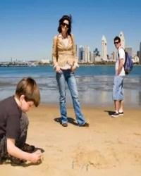 San Diego Tourist