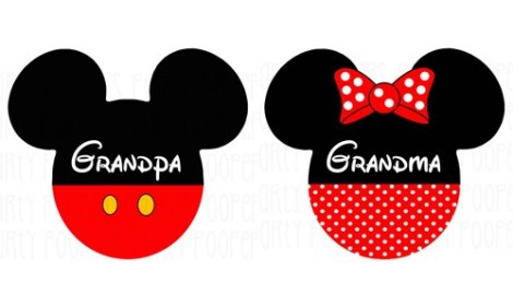 Take grandkids to Disney