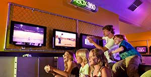 Xbox Family Vacations at Beaches
