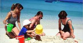 There is Lots to do on a Cayman Islands Family Vacation