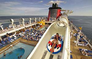 Disney Cruise Line Family Cruise