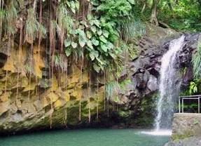 Waterfalls Grenada