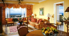 Experience Family Luxury Suites at Beaches Resorts
