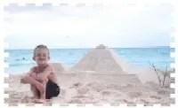 Cancun Family Beach Vacation