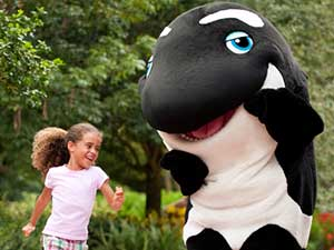 SeaWorld Orlando Family Vacation
