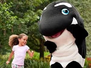SeaWorld Orlando Family Vacation