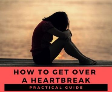 How to get over a heartbreak? Face it with confidence