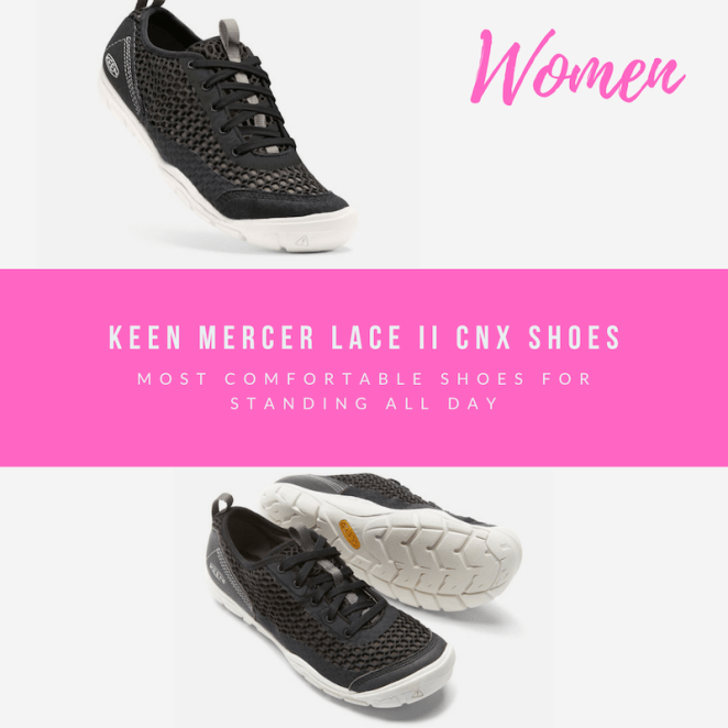 comfortable shoes for standing all day for women