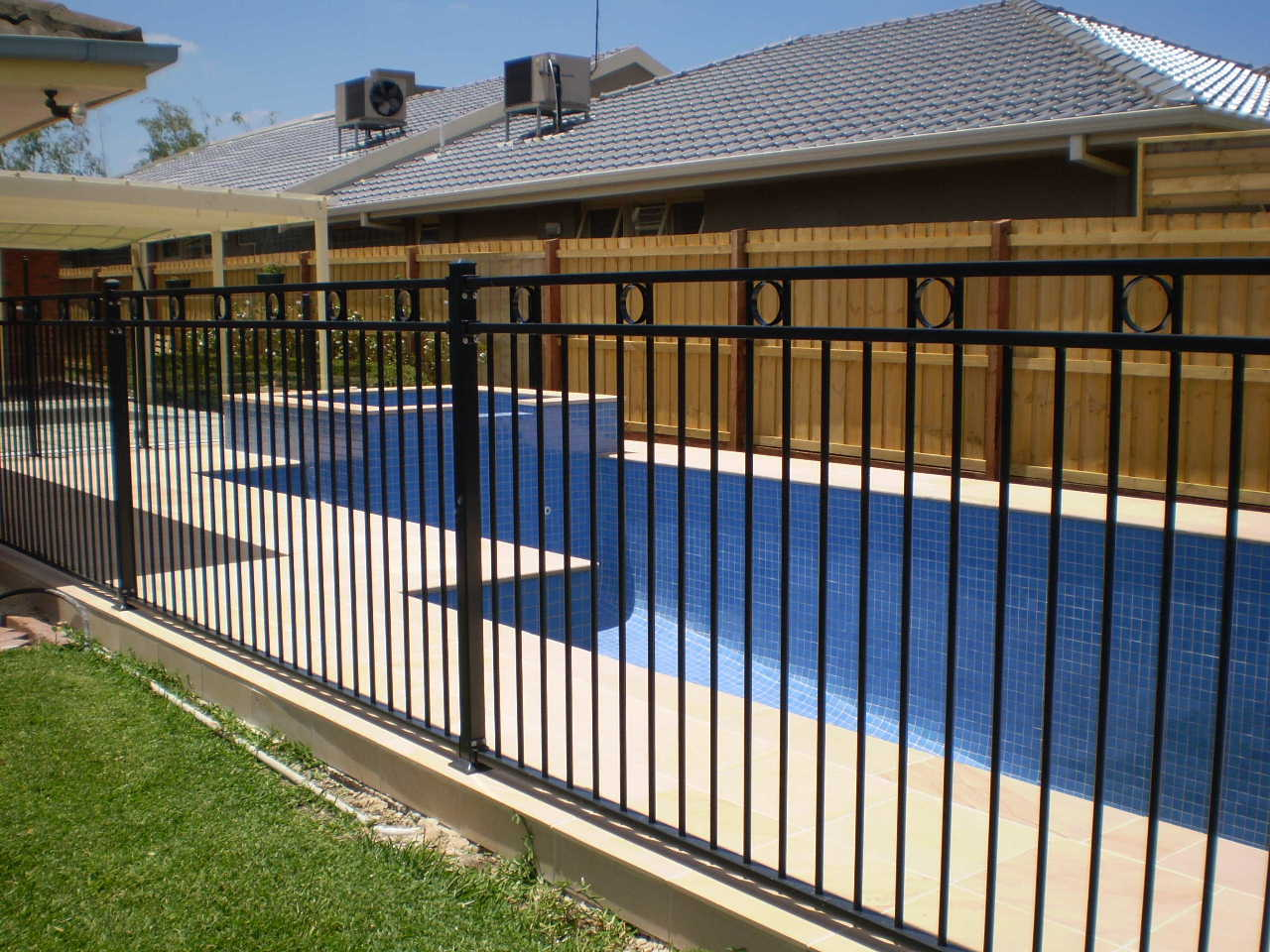 Pool Fence San Antonio1