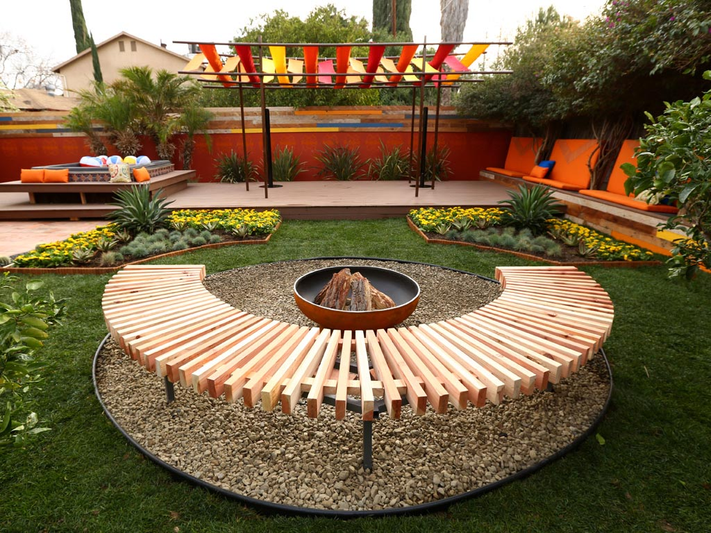 Paver Stone Fire Pit   Fire Pit Design Ideas on Paver Patio With Fire Pit Ideas id=50075
