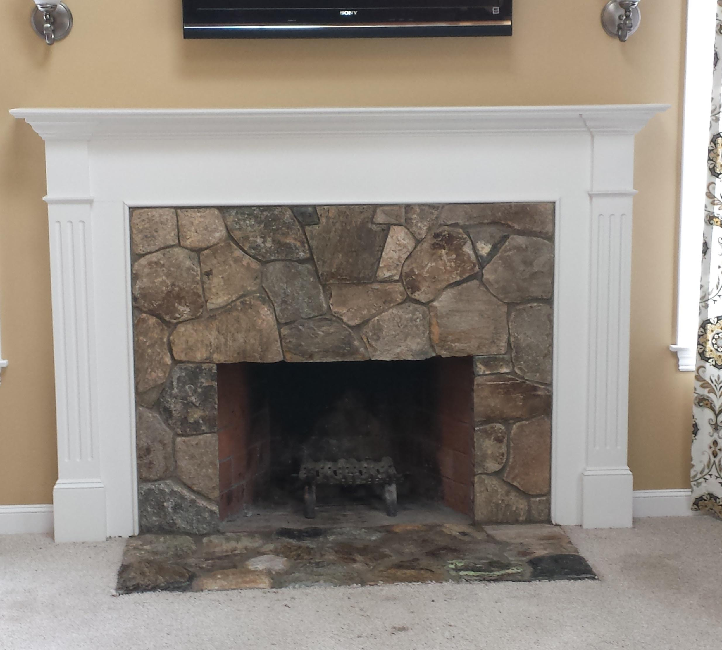 Pieces Of Advice For Brick Fireplace Remodel