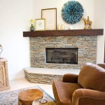 White Brick Fireplace Decorating Ideas Fireplace Designs
