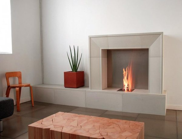 modern fireplace design ideas Some ideas of contemporary fireplace surrounds decor