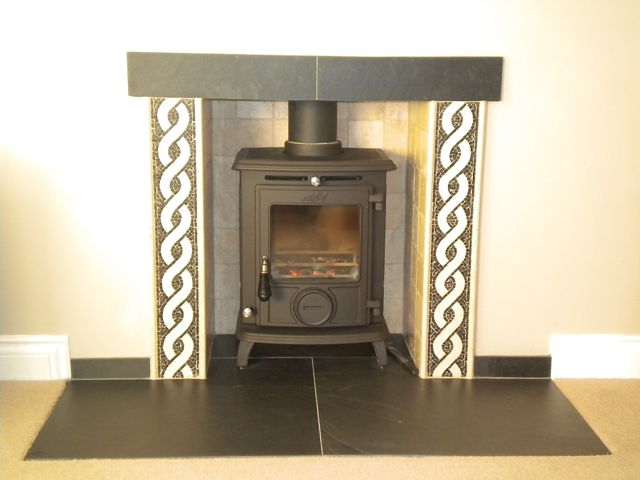 How Fit Wood Burner Fireplace