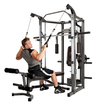 Marcy Sm 4008 Combo Smith Machine Review