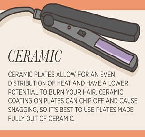 Best Ceramic Flat Iron Hair Straightener Reviews And Guide