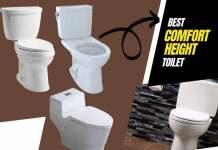 Best Comfort Height Toilet