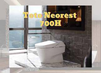 Toto Neorest 700H
