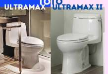 Toto Ultramax VS Ultramax II